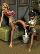 3d dickgirls