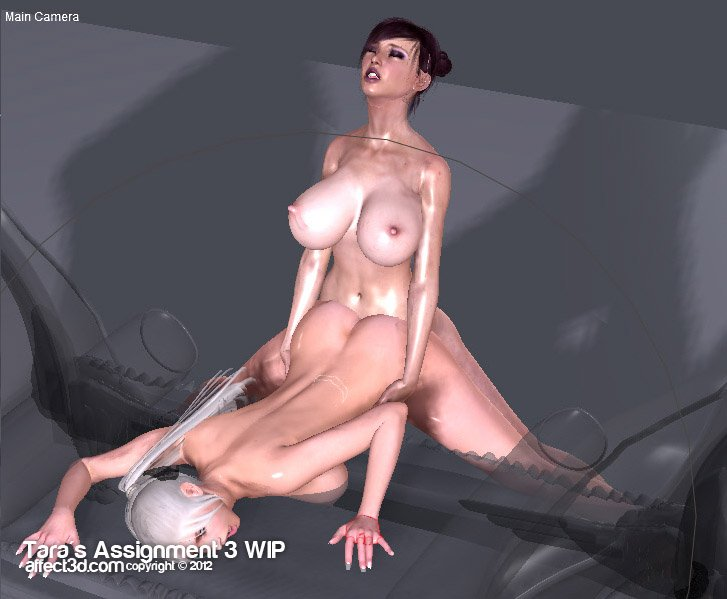 3d girlfriends forever futanari porn